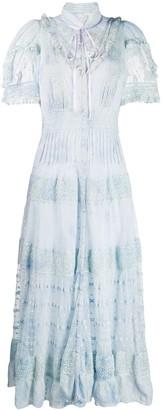LoveShackFancy lace dress