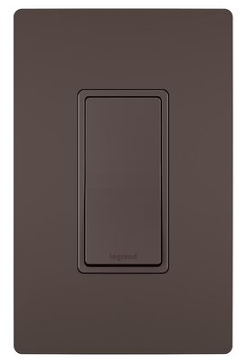 Legrand Radiant 1P and 3-Way Paddle De-Hummer Speed 1.6A Wall Mounted Fan Control