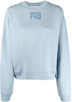 Alexander Wang Logo Detail Sweatshirt