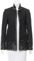 Zadig & Voltaire Studded Wool Jacket