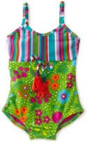 Lemons And Limes Baby-Girls Infant Berry Bunch One-Piece Suit