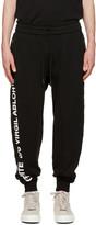 Off-White Black 'C/O Virgil Abloh' Lounge Pants