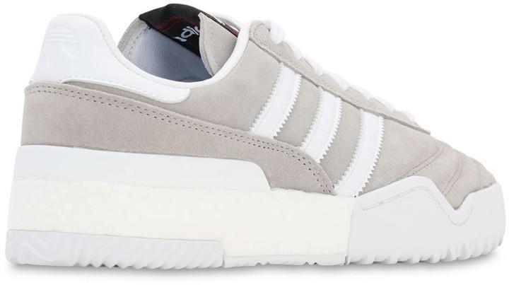 Thumbnail for your product : Adidas Originals By Alexander Wang Alexander Wang Bball Soccer Sneakers