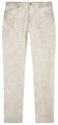 Maison Margiela Slim Marble Jeans