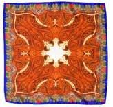Etro Silk Paisley Handkerchief