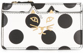 Charlotte Olympia Feline coin purse - women - Leather - One Size