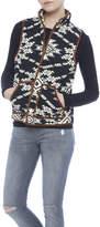Bo Bel Black Aztec Vest