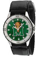 Game Time Veteran Series Marshall Thundering Herd Silver Tone Watch - COL-VET-MAR