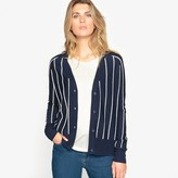Anne Weyburn Long-Sleeved Cardigan