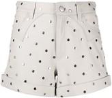 Zadig & Voltaire Zadig&Voltaire Fashion Show Scott stud-embellished shorts