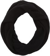 Charlotte Russe Ribbed Knit Infinity Scarf