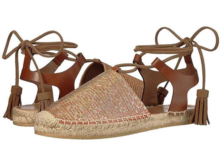 Etro Ankle Wrap Espadrille Women's Shoes