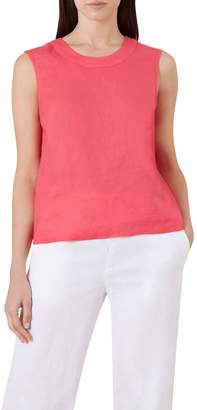 Hobbs Ruby Linen Top