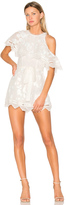 Zimmermann Mercer Bird Floating Romper