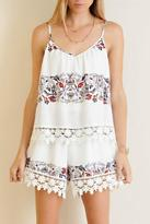 Entro Double Layer Romper