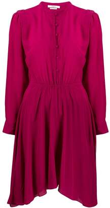 Etoile Isabel Marant silk dress with Juliet sleeves