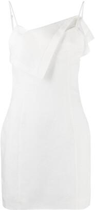 Jacquemus La robe Drap mini dress