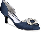 Nina Crystah Evening Pumps