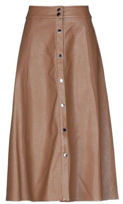 Fracomina 3/4 length skirt