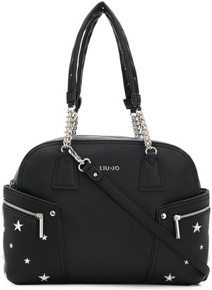 Liu Jo Boston logo bag
