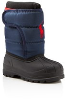 Ralph Lauren Boys' Hamilten EZ Cold Weather Boots - Walker, Toddler