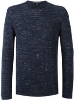 John Varvatos crew neck jumper