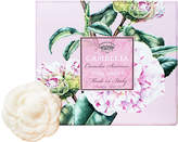 Smallflower Camellia Soap Set of 4 by Saponificio Varesino (100gea Bars)