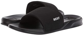 Reef One Slide (Grey/Tan) Men's Slide Shoes