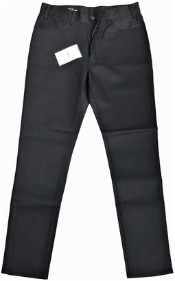 Celine Black Cotton - elasthane Jeans