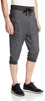 2xist Men's Cargo Cropped Pant