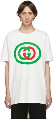 Gucci Off-White Interlocking G T-Shirt