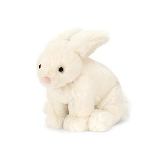 Jellycat Plush Animal Riley Rabbit Cream 8''
