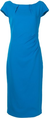 Ginger & Smart Prospective fitted midi dress