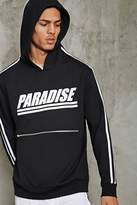 Forever 21 Paradise Graphic Hoodie