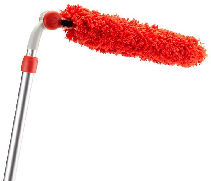 Good Grips Extendable Microfiber Duster Orange