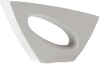 Torre & Tagus Vector 14.5In Wide Ceramic Vase