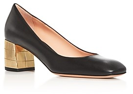 Bally Women's Emily Block-Heel Pumps