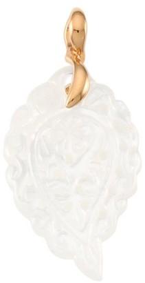 Tamara Comolli India 18K Rose Gold & White Mother-Of-Pearl India Small Pendant