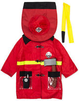 NEW Johnco Fire Fighter Children's Costume