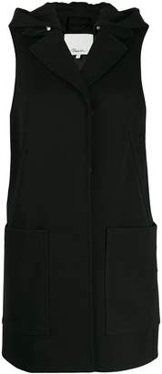 3.1 Phillip Lim hooded gilet blazer