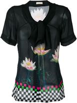Wunderkind floral print blouse - women - Silk - 36