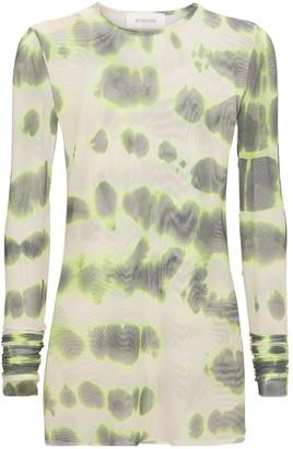Sportmax Tempra Knit Tie Dye Bodysuit