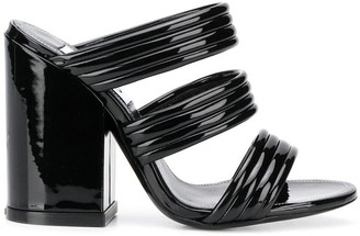 Kenzo strappy mule sandals