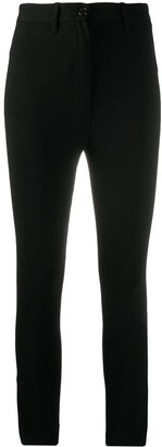 Ann Demeulemeester Slim Fit Trousers
