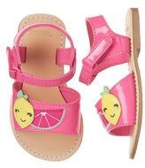 Gymboree Sweet Lemon Sandals
