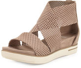 Eileen Fisher Sport Perforated Sneaker Sandal