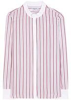 Frame Le Classic Silk Shirt