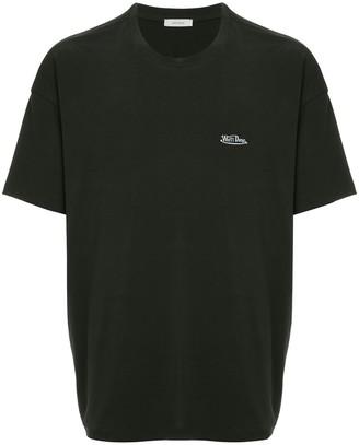 we11done oversized T-shirt