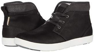Helly Hansen Gerton (Jet Black/Off-White/Charcoal) Men's Shoes