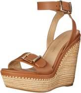 Stuart Weitzman Women's Bissy Wedge Sandal